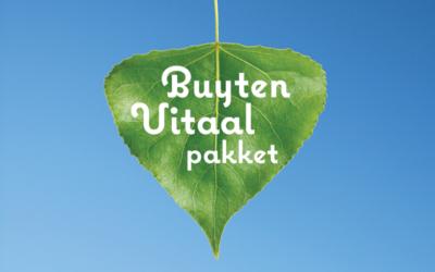BuytenVitaal-pakket is gestart!